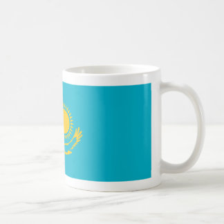 Kazakhstan Flag Coffee Mug