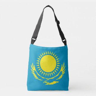 Kazakhstan Flag Crossbody Bag