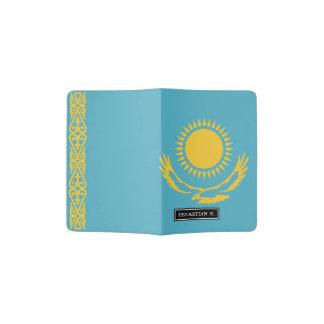 Kazakhstan Flag Passport Holder