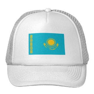 Kazakhstan Flag Trucker Hat