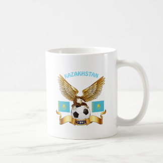 Kazakhstan Football Designs Coffee Mug