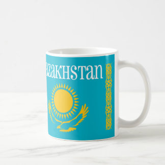 Kazakhstan Gold Sun and Eagle | Mug