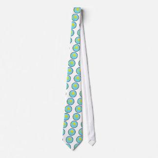 Kazakhstan quality Flag Circle Tie