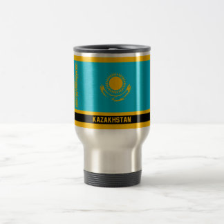 Kazakhstan Travel Mug