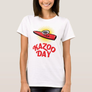 Kazoo Day - Appreciation Day T-Shirt