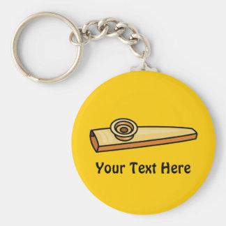 Kazoo Keychain
