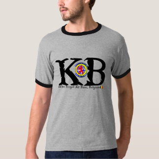 KB Support the Fight - Ringer T-Shirt