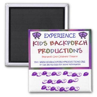 KBP, Giving Kids a Taste of Broadway Magnet