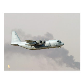 KC-130 Hercules Postcard