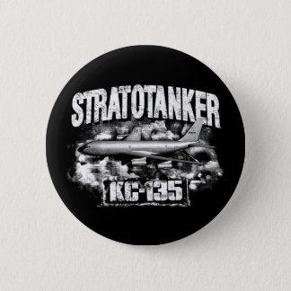 KC-135 Stratotanker Round Button Button