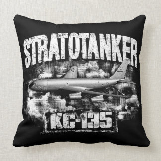KC-135 Stratotanker Throw Pillow