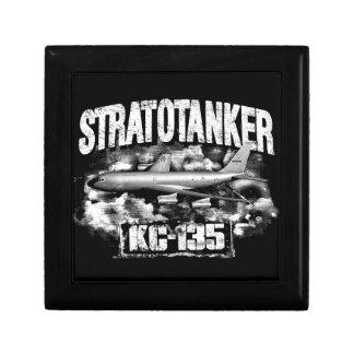 KC-135 Stratotanker Wooden Jewelry Keepsake Box