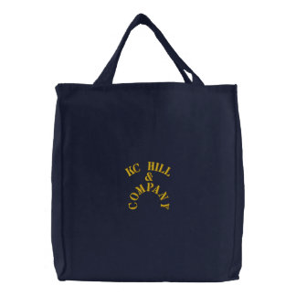 KC Hill & Company Canvas Bags