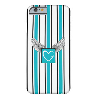 Kciafa soon and stripes barely there iPhone 6 case