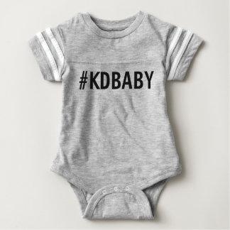 KD Baby Football Bodysuit