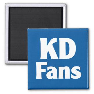 KD Fans Magnet