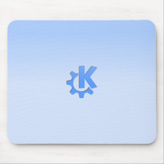 KDE Blue Mouse Pad