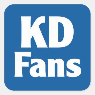 KDFans Sticker