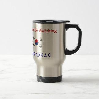 KDrama Travel Mug
