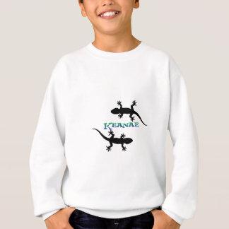 Keanae beach Maui Geckos Sweatshirt