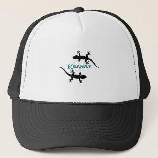 Keanae beach Maui Geckos Trucker Hat
