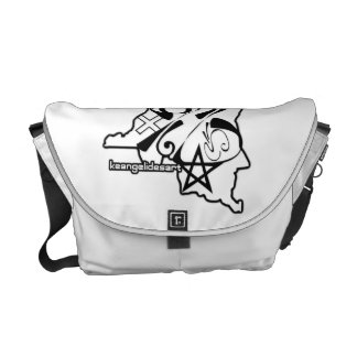 keangelidesart DRC Courier Bags