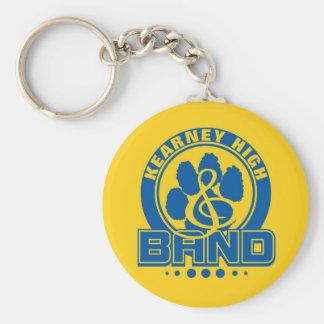 Kearney Band key chain