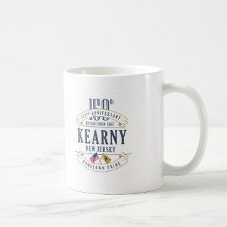Kearny, New Jersey 150th Anniversary Mug