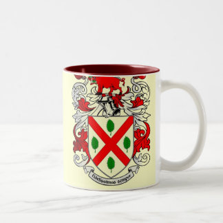 Keating Coat of Arms Mug - Customizable