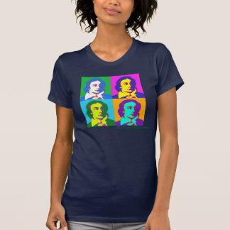 Keats Pop Art T-shirt (Navy)
