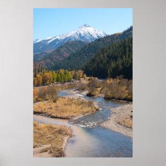 Kebler Pass Colorado Landscape Photograph Print