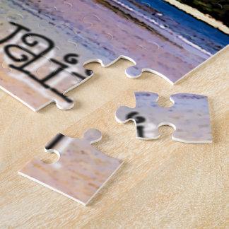 Ke'e Beach, Kauai, Hawaii Jigsaw Puzzle