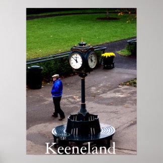 Keeneland 2006 poster