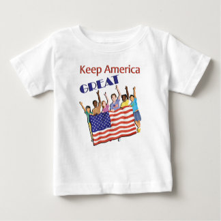 Keep America Great Adult Parade Baby T-Shirt