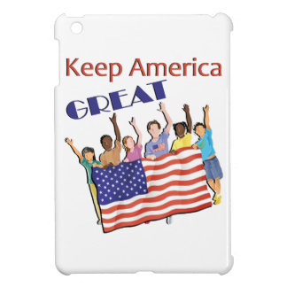 Keep America Great Adult Parade Cover For The iPad Mini