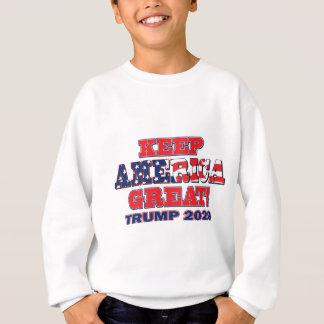 Keep-America-Great-Trump Sweatshirt