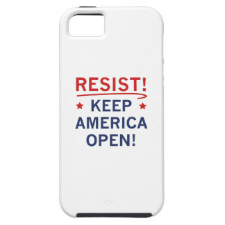 Keep America Open Case For The iPhone 5