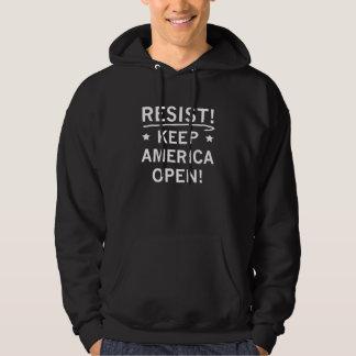 Keep America Open Hoodie