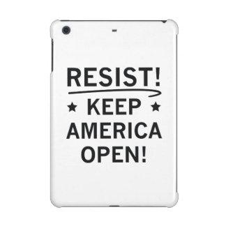 Keep America Open iPad Mini Covers