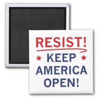Keep America Open Magnet