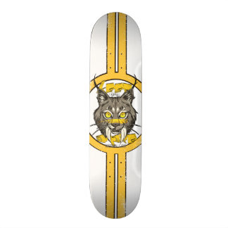 Keep Aware · Lynx Skateboard
