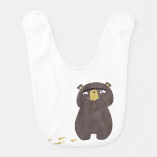 Keep Away From Bears Bibs