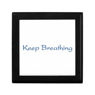 Keep Breathing Gift Box