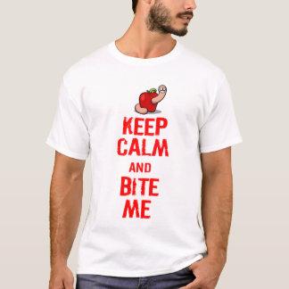 KEEP CALM AND BITE ME T-Shirt