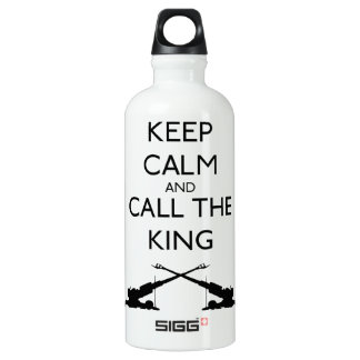 Keep Calm and Call The King (of battle)