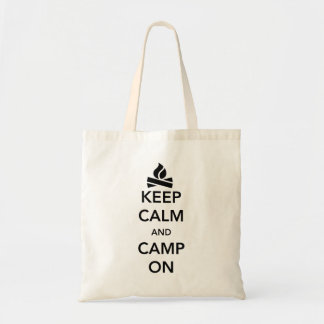 Keep Calm and Camp On