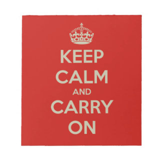 keep-calm-and-carry-on-10613 notepad