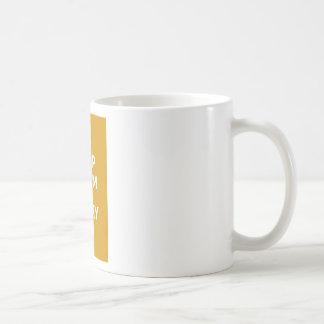 Keep Calm and Carry On_MUG_CARAMEL Classic White Coffee Mug