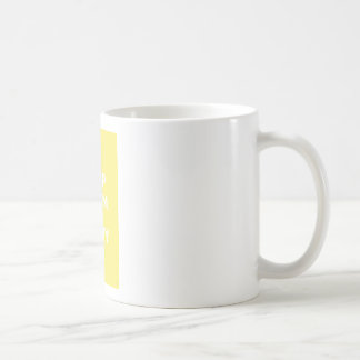 Keep Calm and Carry On_MUG_LEMON MERINGUE Basic White Mug