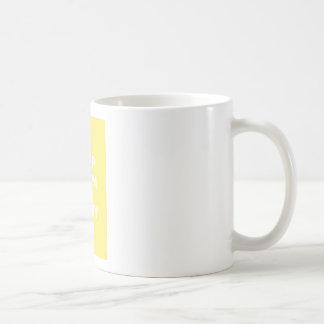 Keep Calm and Carry On_MUG_LEMON MERINGUE Classic White Coffee Mug